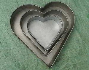 Heart-shaped Cake Mould