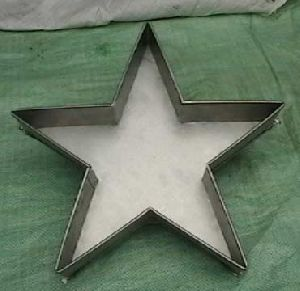 Star-shaped Cake Mould