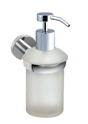 Wall Mounted Glass Liquid Soap Dispenser