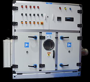 Dehumidifier Module For Air Handling System