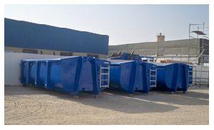 Solid Waste Storage Container