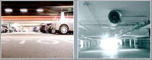 Dynair Car Park Ventilation System