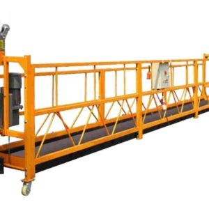 Powder Coating Suspended Working Platform