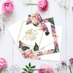 Wedding Card Designing Services