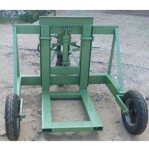 Hydraulic Shifting Trolley