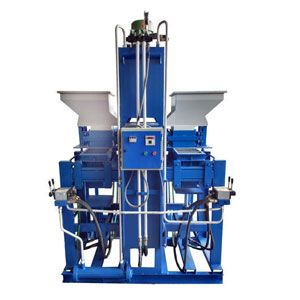 Semi Automatic Moulding Machine
