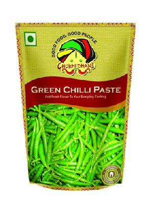Green Chilly Paste
