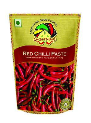 Red Chilly Paste