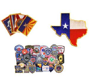 STATE PATCHES