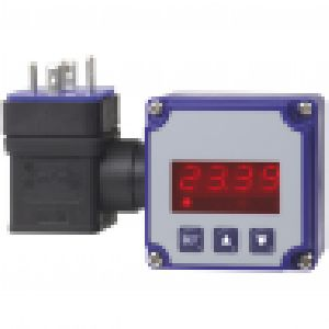 Attachable Indicator For Transmitters With Switch Contact
