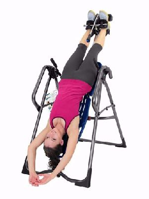 Inversion Table With Back Pain Relief Kit