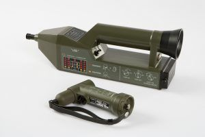 Hand Held Chemical Monitroing And Detetction Unit