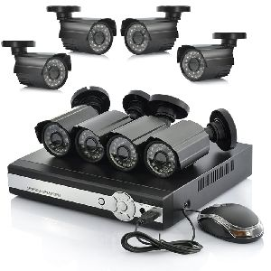 Cctv Cameras And Digital Video Recorders