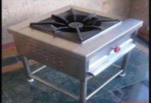 Burner Cooking Range