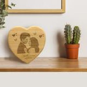 Wooden Engraved Gift