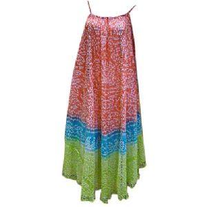Bandhani Work Skirt