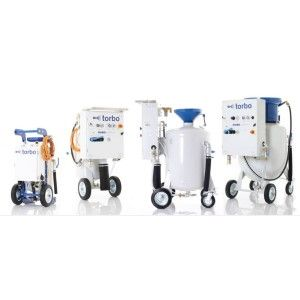 Wet Abrasive Blasting Machines