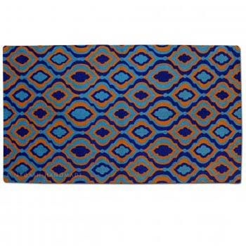 Gulberg Wool Embroidered Traditional Handmade Rug