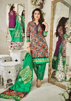 fec8d9ca0 Cotton Dress Material in Gujarat - Manufacturers and Suppliers India