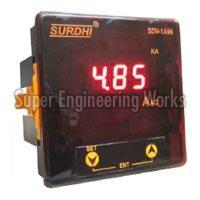 Digital Ammeter (1 Phase)
