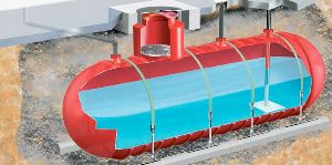 Steel Underground Storage Tanks