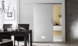 Sliding Door Systems For Manual Wood And Metal Doors