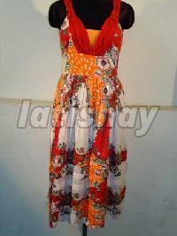 Cotton Long Dress