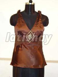 Poly Satin Camisole