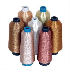 Polyester Zari Threads 01