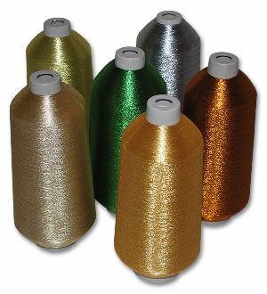Polyester Zari Threads 03
