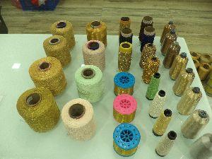 Polyester Zari Threads 06