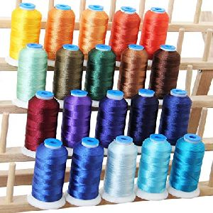 Viscose Embroidery Threads 03