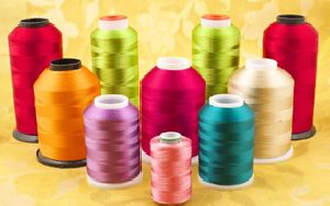 Viscose Embroidery Threads 11