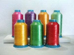 Viscose Embroidery Threads 12