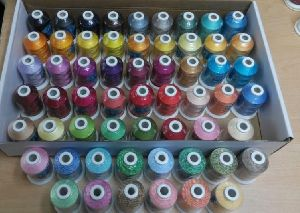 Viscose Embroidery Threads 13