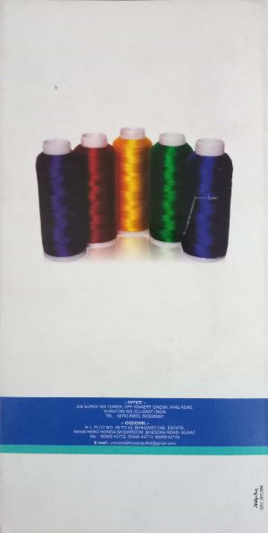 Viscose Embroidery Threads 20