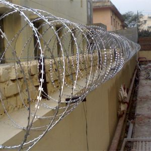 Barbed Wire Fencing - Manufacturers, Suppliers & Exporters in India