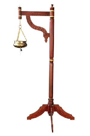 Wooden Dhara Stand – Ordinary (model-1)
