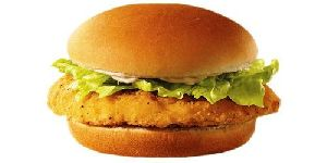 Frozen Chicken Burger Tikki