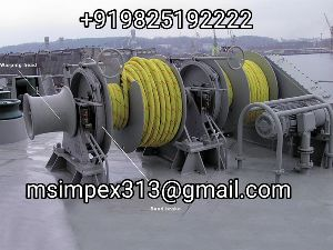 Drum Winches Manufacturers Suppliers Amp Exporters In India