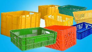 Plastic Pallet & Boxes