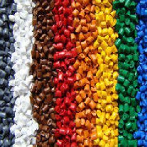 Colored PVC Pellets