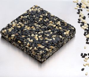 Black And White Sesame Bar