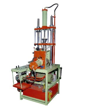 Plastic Vertical Moulding Machine
