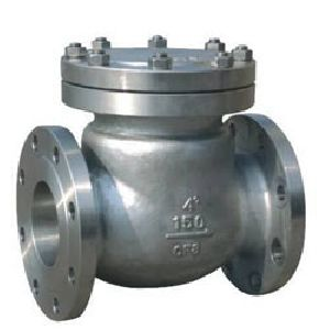 Check Valve Flanged End