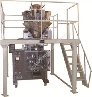 Automatic Granules Pouch Packing Machine