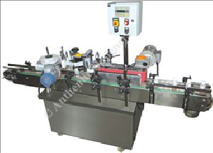 Automtic Round Labeling Machine