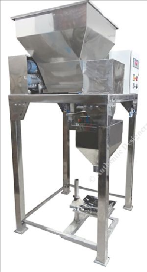 Semi Automatic Atta Filling Machine