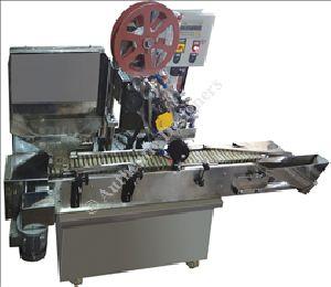 Vial Labeling Machine