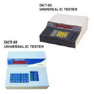 Digital Analog Ic Tester
